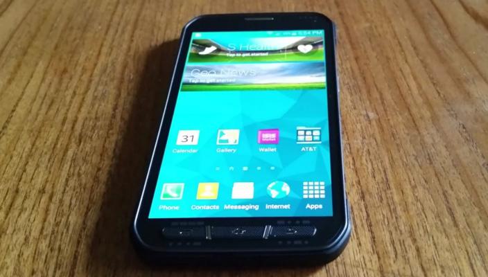 Новое видео-обзор Galaxy S5 Active
