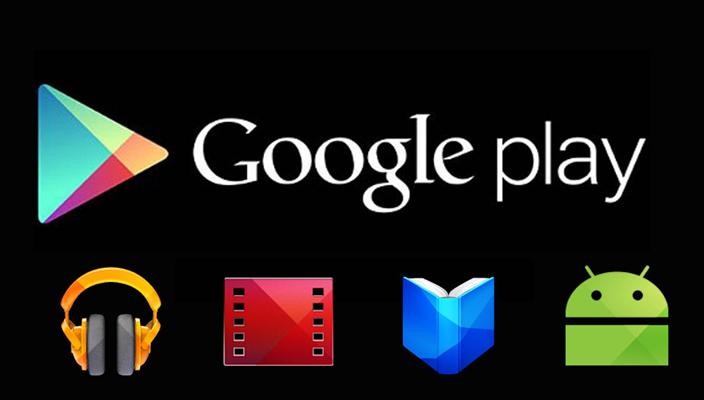 Обновление для Play Store приносит «материальный» дизайн