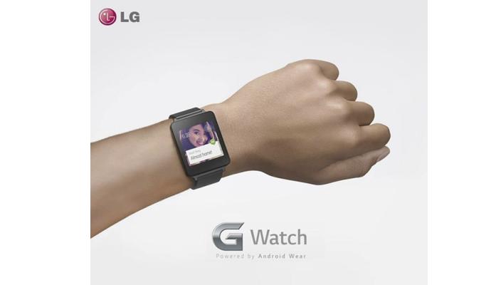 Характеристика LG G Watch