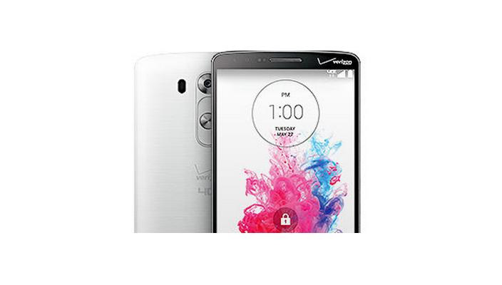 LG G3 со съемной батареей