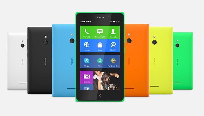 Nokia X2 увидит свет 24 июня
