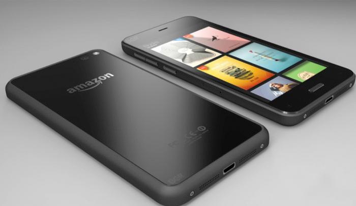 Видео о  смартфоне от Amazon
