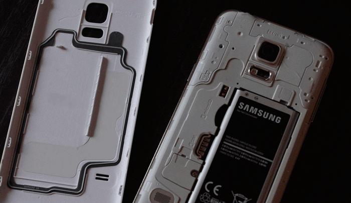 Фото Galaxy S5 mini