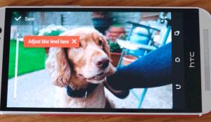 Обновление HTC Галереи