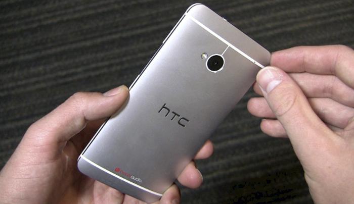 AT&T выпустит обновление для HTC One М7 на следующей неделе