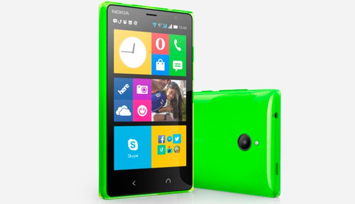Выход Nokia X2