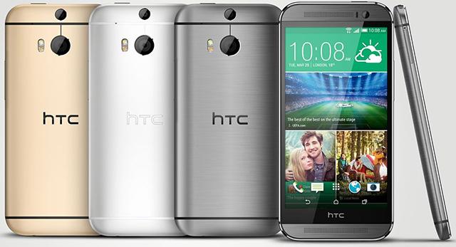 Клон One (M8) от HTC
