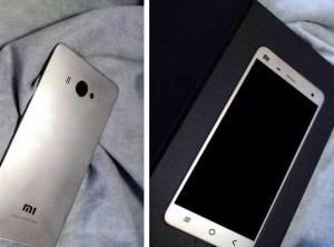 Первые фото Xiaomi MI4