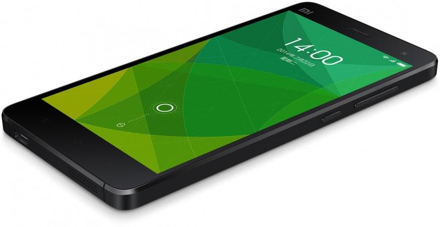 Xiaomi Mi4 поступил в продажу