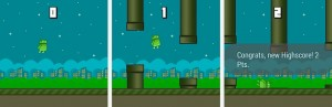 Клон Flappy Bird