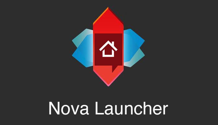 Nova Launcher с элементами Android L