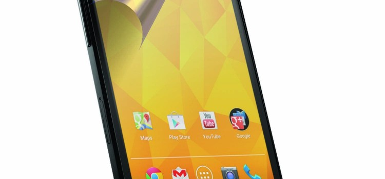 Android 5.0 Lollipop для LG Nexus 4