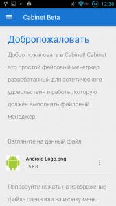 Cabinet Beta