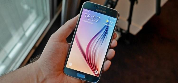 Samsung представил Galaxy S6