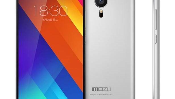 MEIZU MX5 уже в продаже