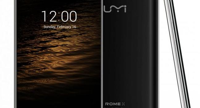 UMi Rome X хороший телефон по хорошей цене