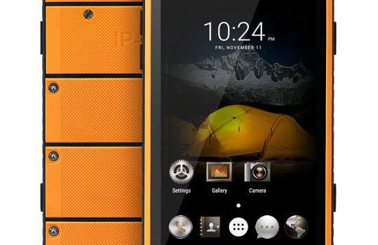 Защищенный Ulefone ARMOR доступен для заказа
